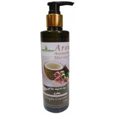 Coconut Aromatic Massage Oil by Dr. Shams