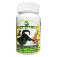 Horny Goat Weed Capsules by Dr. Shams for men and women