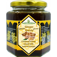 Manuka Honey with Jamaican Ginger