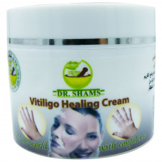 Vitiligo Treatment Cream by Dr. Shams