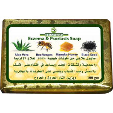 Eczema Therapeutic soap by Dr. Shams