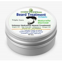Beard and Mustache care Cream by Dr. Shams