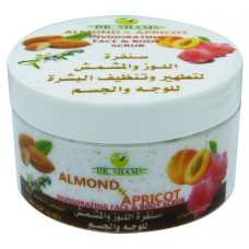 Almond and Apricot Scrub
